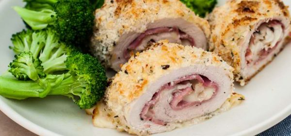 Primal Chicken Cordon Bleu