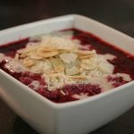 Paleo Berry Compote or Cobbler