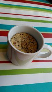 Paleo Chocolate Lover's Mug Cake